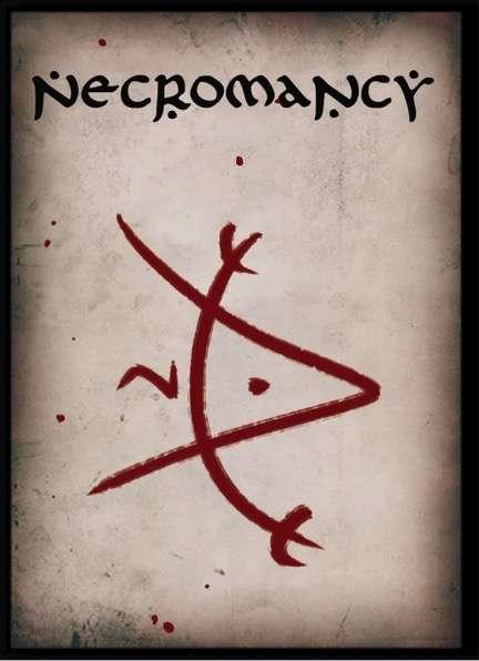 necromancy spell cards