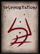 Teleportation Spell Cards