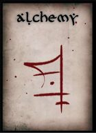 Alchemy Spell Cards