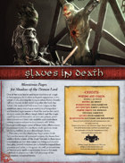 Slaves in Death