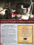 Forgeborn & Magicmade