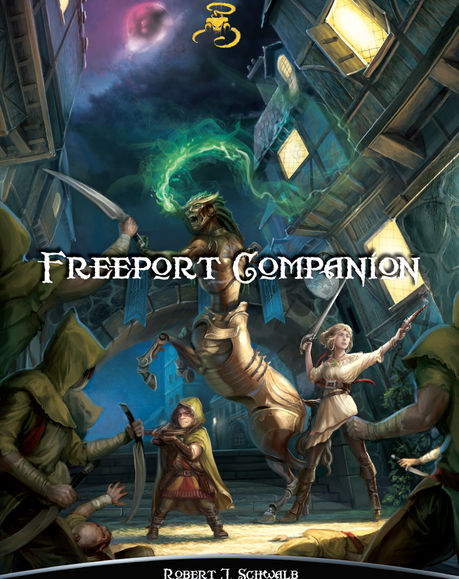 FREEPORT COMPANION PATHFINDER PDF