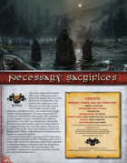 Necessary Sacrifices (Novice)