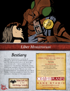 Liber Monstrorum for Shadow of the Demon Lord