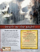 Death In The Night
