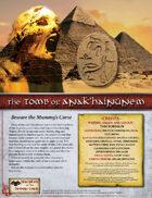 The Tomb of Anak'hainunem