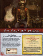 The Black Ink Parlor