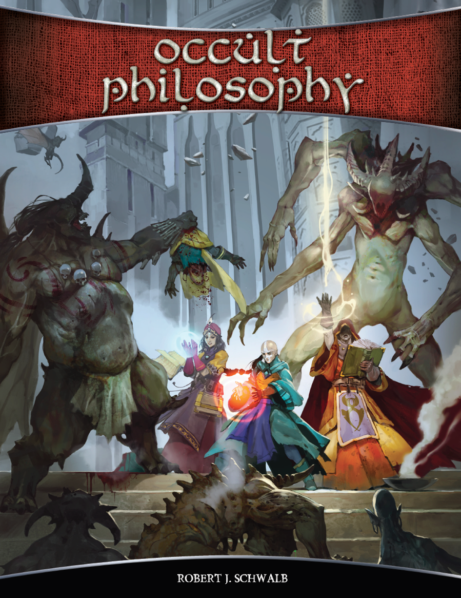 Occult Philosophy - Schwalb Entertainment | Shadow of the