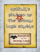 Azukail's Shadow of the Demon Lord Bundle [BUNDLE]