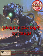 Fiorri's Factory of Fears - Adventure for Shadow of the Demon Lord