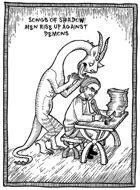 Songs of Shadow 4 Men Rise Up Against Demons