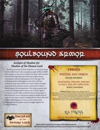 Soulbound Armor