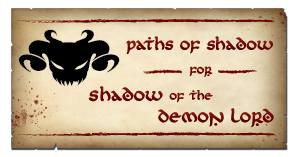 Paths of Shadow