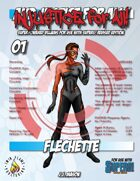 Injustice for All! v01 - Flechette