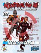 Injustice for All! v02 - Legacy of Doom