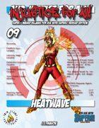 Injustice for All! v09 - Heatwave