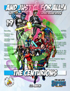 And Justice for All! v19 - The Centurions