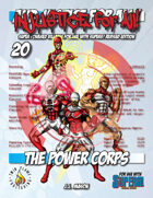 Injustice for All! v20 - The Power Corps