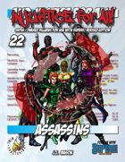Injustice for All! v22 - Assassins