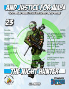 And Justice for All! v23 - Night Hunter