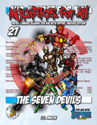 Injustice for All! v27 - The Seven Devils