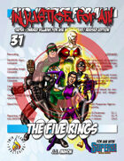 Injustice for All! v31 - Five Rings