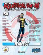 Injustice for All! v34 - Tempest