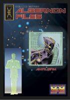 The ALGERNON Files Deluxe Edition: Amalgam