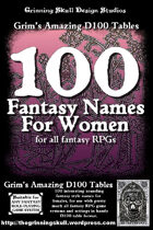 100 Fantasy Names for Women for all fantasy RPGs