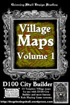 Village Maps Volume 1.