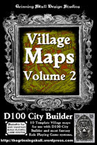 Village Maps Volume 2.
