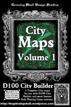 City Maps Volume 1.
