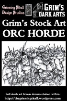 Grim's Stock Art: Orc Horde