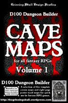 Cave Maps Volume 1.