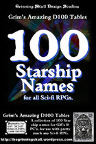100 Starship Names for all fantasy RPGs