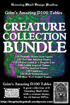 Creature Collection Bundle  [BUNDLE]