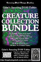 Creature Collection Bundle  [BUNDLE]