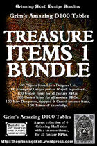 Treasure Items 1 [BUNDLE]