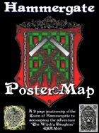 Hammergate Poster Map