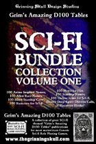 Sci-Fi Bundle Collection Vol 1. [BUNDLE]