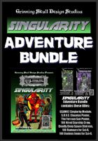 Singularity Adventure Bundle [BUNDLE]