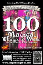 100 Magical things to wear for any fantasy RPG campaign