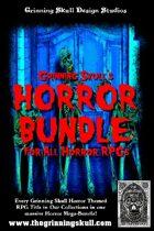 Grinning Skull's Horror Mega-bundle [BUNDLE]