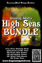 Grinning Skull's High Seas Bundle [BUNDLE]