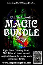 Grinning Skull's Mega Magic Bundle [BUNDLE]