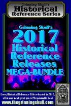 2017 Historical Reference Releases Mega-Bundle [BUNDLE]