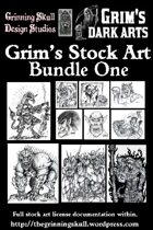 Grim's Stock Art: Bundle One [BUNDLE]
