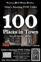 100 Places in Town for all fantasy RPGs