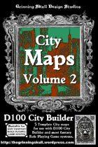 City Maps Volume 2.