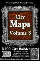City Maps Volume 3.